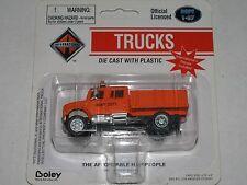 Boley 1:87 scale 4033-99 International Crew Cab Flatbed Stake Truck