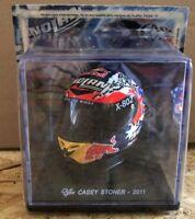 """DIE CAST CASCHI MOTO GP """" CASEY STONER - 2011 """" SCALA 1/5 ALTAYA"""