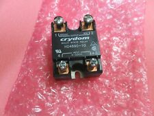 NEW CRYDOM HD4890-10 SOLID STATE RELAY 480V 90A