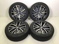 Summer Wheels Rims Alloy Wheels 16 Inch VW Golf VII(5G) Linas 5G0601025CD