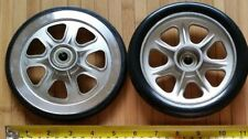 Brand New and Never Used 2 Small Wheels for LandRoller Terra 9 Skates MSRP $30