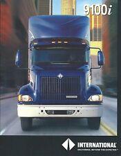 Truck Brochure - International - 9100i  (T1860)