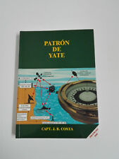 Livre MODÈLE D'YACHT Capitaine J.B. Costa. 1ª Edition 2008