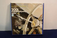 2001: A Space Odyssey Sound track, MGM S1E-13 ST, 4 track 7.5 IPS Reel To Reel