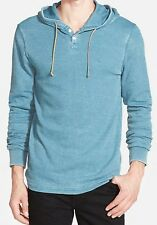 Men's Volcom Murphy Thermal Hoodie Stormy Blue, Size: M.