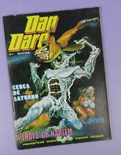 Dan Dare 1970s Spanish First Issue Comic  Incl. Miralles, Beardinelli Art etc.