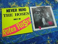 DIE TOTEN HOSEN NEVER MIND THE HOSEN HERES DIE ROTEN ROSEN LP#1A