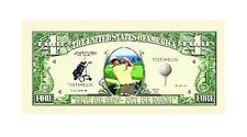 Golfing Fore Dollar Bill - Set of 50