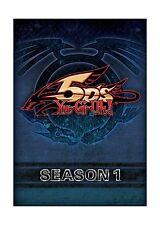 Yu-Gi-Oh 5DS: Season 1 Free Shipping