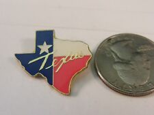 TEXAS STATE MAP TRAVEL PIN
