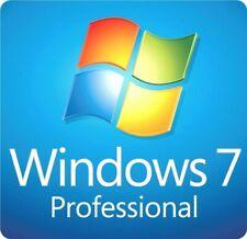 Microsoft Windows 7 Professional 32 + 64 Bit Lizenschlüssel Key Lizenz