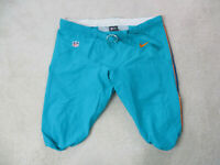 Nike Miami Dolphins Pants Size 48 Green Blue Football Team Issue Game Worn Used