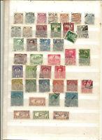 EXCLUSIF TOP NEEWS:très belle collection AUTRICHE .7scans (1900 1950 séries comp