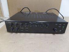 Toa 900 Series Ii Amplifier A-912Mk2 Loc Pl W2