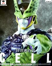 Banpresto DRAGON BALL SUPER Z WORLD FIGURE COLOSSEUM Vol.4 CELL JAPAN OFFICIAL
