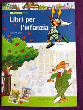 FOLDER 2010 LIBRI PER L'INFANZIA SOTTOFACCIALE