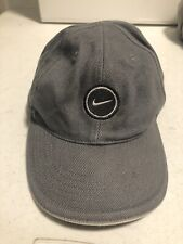 Toddler Nike Hat Cap Gray Baseball Cap Hat c41