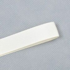 White Solid Ribbons & Ribboncraft