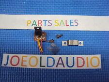 Technics SL-1700 MKii Original 7812 Voltage Regulator Board & Mount. Tested.