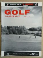 Frilford Heath Bershire Golf Club: Golf Illustrated Magazine 1966