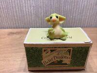 Whimsical World Of Pocket Dragons Figurine Boxed Rare Retired Big Splinter.....