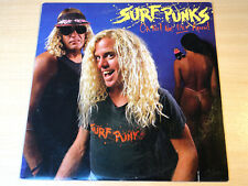 EX !! Surf Punks/Oh No! Not Them Again!/1988 Enigma LP/USA Issue