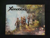 Xenoblade Chronicles Art Book - Nintendo Wii Preorder Bonus
