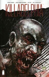 Killadelphia #12 NM Variant by Todd McFarlane HBO Optioned 🔥KEY🔥