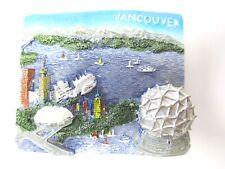 Vancouver Poly Fridge Magnet Souvenir Canada Kanada (162)
