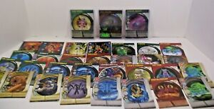 Bakugan RARE HOLOGRAPHIC CARDS-SUB TERRA,SPECIAL BOOST & (FOIL) EVIL POWER LOT