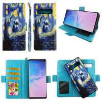 Case For LG Stylo 5 LG Stylo Plus Detachable Wallet PU Leather Flip Card Holder
