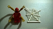 Lego Marvel Super Heroes, Iron Spider Minifigure from 76037 - New