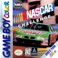Nintendo GameBoy Color Spiel - Nascar Challenge Modul