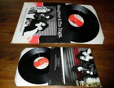Slaughter & The Dogs–Where Have All The Boot Boys Gone? Rare LP 12' French Punk
