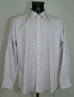 MENS BEN SHERMAN SHIRT LONG SLEEVE SIZE  XL EXCL