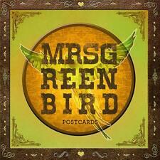 MRS GREENBIRD Postcards CD 2014 * ESC * NEU