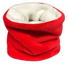 KID'S, BOY AND GIRLS ULTRA SNUG FLEECE NECK WARMER / HEAD GEAR