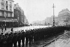 WW2 - Prise d'armes de l'armée allemande à Bordeaux
