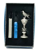 Harry Potter Hogwarts Ravenclaw House Crest Wax Seal With Box