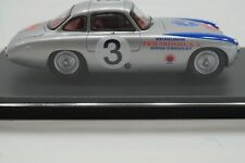 300SL Mercedes Prototype 2nd place winner - 1952 Carrara Panamericana in Mexico