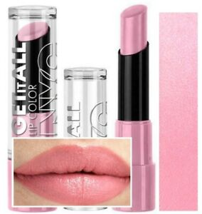 baby pink Lipstick by NYC ~ shade is PINKDIGIOUS 💄💄💄💄PERFECT