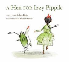 A Hen for Izzy Pippik by Aubrey Davis *Babylonian Talmud story *PJ Library
