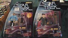 Mirror Mirror Universe Mr. Spock both series 3 & 5 Star Trek Warp Factor Series