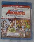 Ultimate Avengers Movie Colección - Blu-ray - NUEVO PRECINTADO