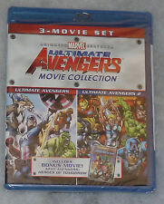 Ultimate Avengers Movie Collection - Blu-ray - BRAND NEW & SEALED
