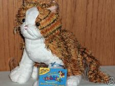 """Webkinz Brand New w/ Sealed Tag Code - """"Alley Cat"""""""
