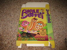 Bible Buffet - Nintendo NES - BOX ONLY  - New Uncirculated - NO GAME ORIGINAL