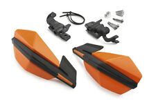 NEW OEM KTM ORANGE HAND GUARDS 105-530 cc SX-F XC-F SX XC XC-W 7810297910004