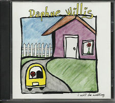 DAPHNE WILLIS I will be waiting MIX PROMO DJ CD Single