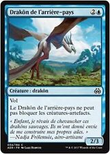 MTG Magic AER - (x4) Hinterland Drake/Drakôn de l'arrière-pays, French/VF